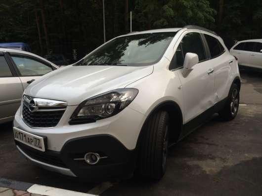 Продажа авто, Opel, Mokka, Автомат с пробегом 76000 км, в Москве Фото 3