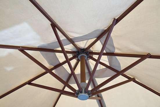 Зонт Ливорно для кафе и пляжа в Краснодаре Фото 2