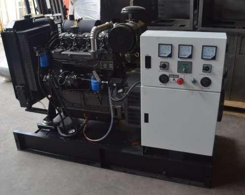 Дизель-генератор 50 кВт Ricardo