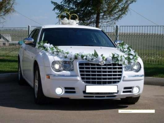 Прокат и аренда автомобилей на свадьбу, свадебный кортеж в Оренбурге Фото 2