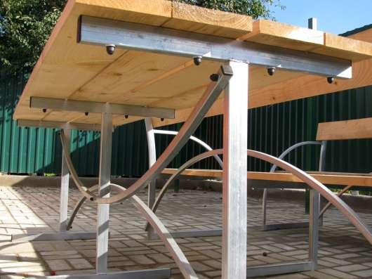 Продам летние лавочки и стол в Дмитрове Фото 1