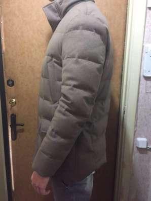 Зимняя куртка Loro Piana в Москве Фото 1