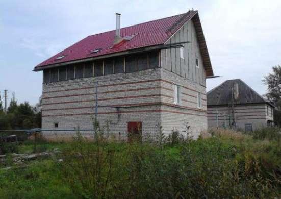 Продается дом в г.Старая Русса Новгородская обл. ул.Луговая, дом без внутренней отделки