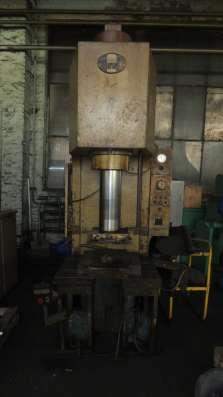 Пресс гидравлический ПБ6330
