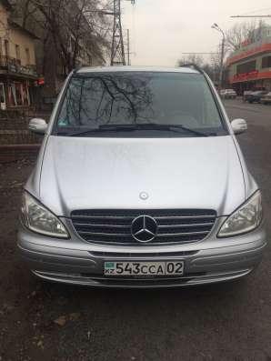 Продажа авто, Mercedes-Benz, Viano, Автомат с пробегом 200000 км, в г.Алматы Фото 5