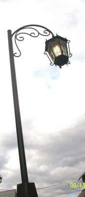 Лампа уличная