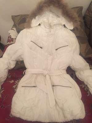 Куртки пуховики зимние женские