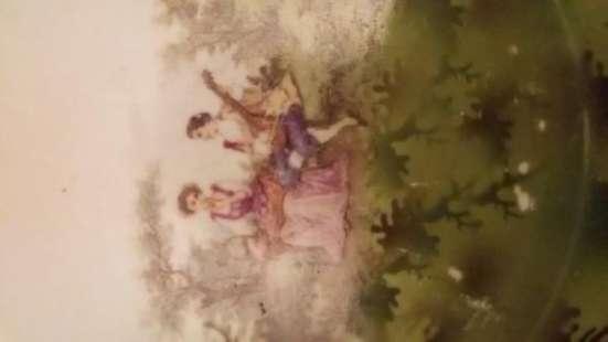 Настенную Тарелку 1927г.Вербилки