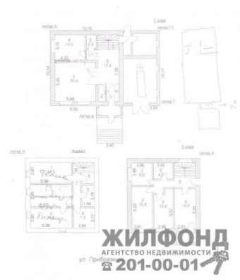 дом, Бердск, Прибрежная, 210 кв.м. Фото 1