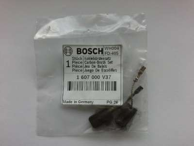 Продадим щетки графитовые BOSCH (1 607 000 V37)
