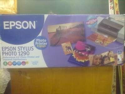 Принтер Epson Stilus Photo 1290