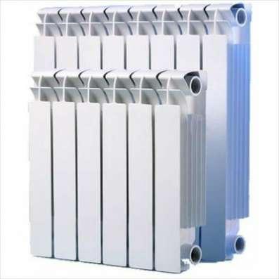 Радиатор алюминиевый DELUX