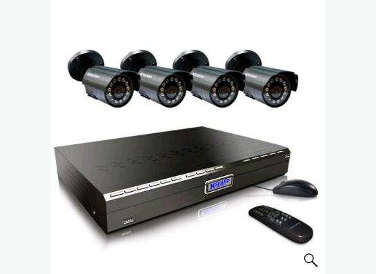 Видео-наблюдение под ключ