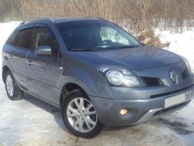 подержанный автомобиль Renault Koleos, цена 700 000 руб.,в Оренбурге Фото 3