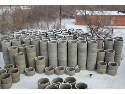 Кольца 1.5м для колодцев и септиков. КС 15-9 в Ярославле Фото 1