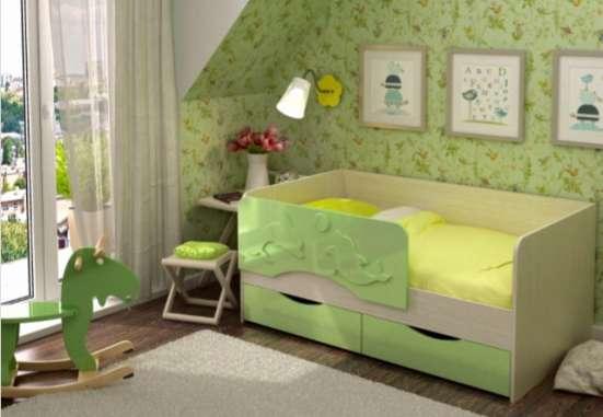 Детская кроватка с ящиками в Москве Фото 5