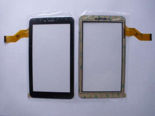 Тачскрин для планшета Irbis TX75