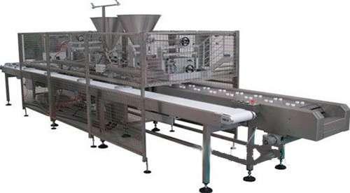 Линия производства воздушного риса