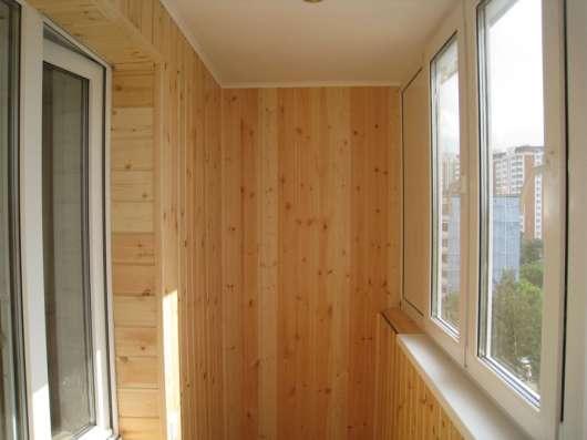 Деревянные и пластиковые окна в Казани Фото 1