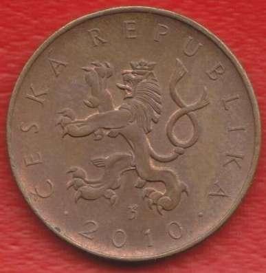 Чехия 10 крон 2010 г.