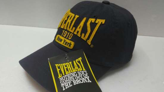 Бейсболка Everlast blue
