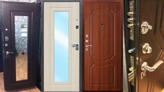Стальные входные двери производства г. Йошкар-Ола в г. Самара Фото 4