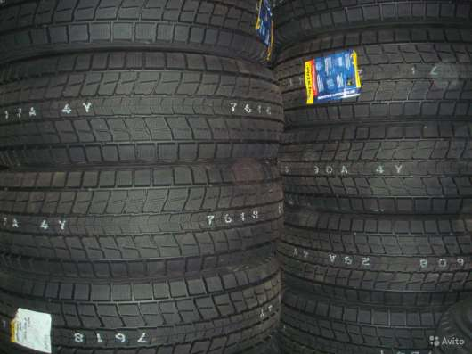 Новые зимние Dunlop 285/65 R17 Winter Maxx SJ8