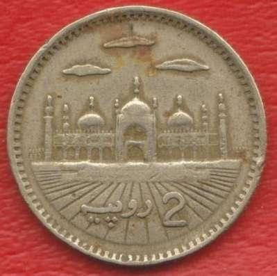 Пакистан 2 рупии 2002 г.