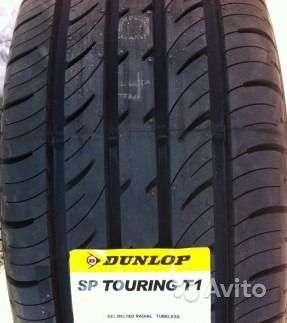 Новые Dunlop 205/55 R16 SP T1 91H