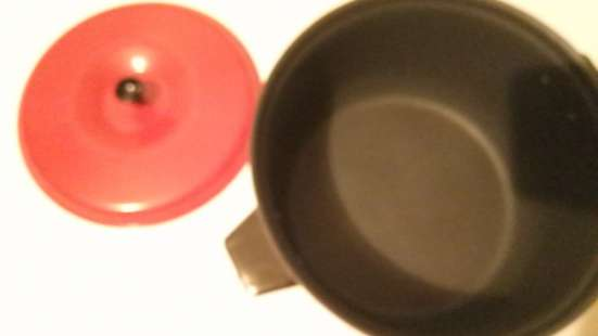 Набор посуды алюминиевой эмалированной 4 предмета новый