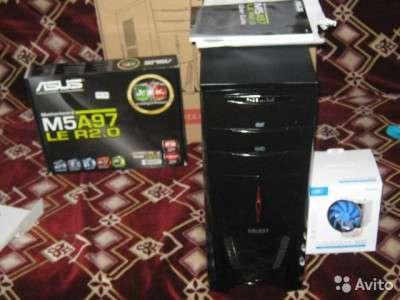 Новый системный блок amd fx 8320 r7 260x hdd 1tb