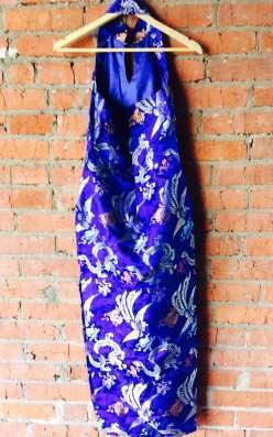 Платье традиционное китайское