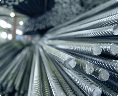 Арматура рифленая стальная
