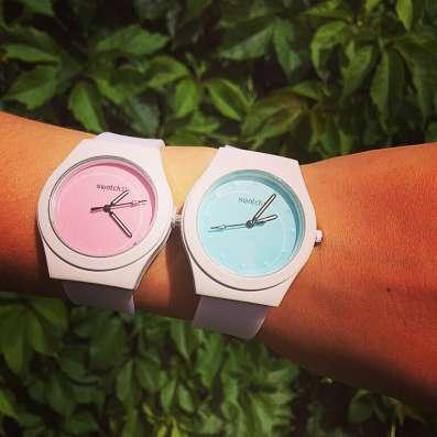 Женские и мужские часы