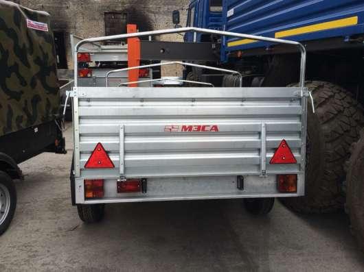 Прицеп легковой мзса 817701.004 в Москве Фото 2