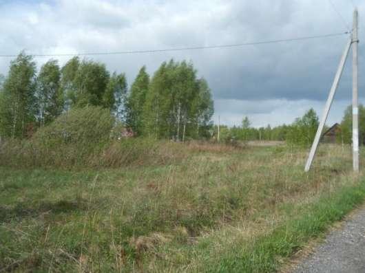 Продается участок 12 соток в д. сюково, Можайский район, 117 км от МКАД по Минскому или Новорижскому шоссе. Фото 1