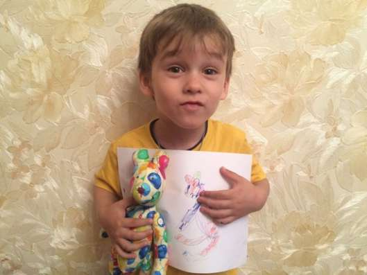 Мягкие игрушки по рисункам ваших деток