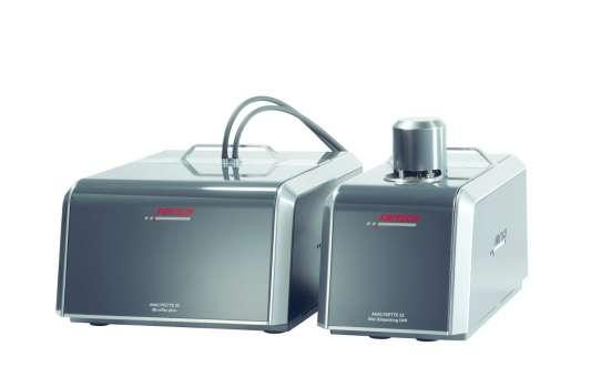 Лазерный анализатор размеров частиц Fritsch Analysette 22