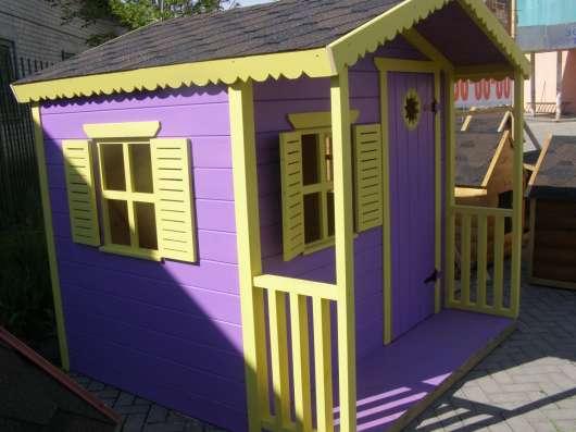 Детский игровой домик в Краснодаре Фото 1