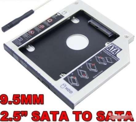 Optibay. Переходник/адаптер DVD на HDD 2.5 SATA