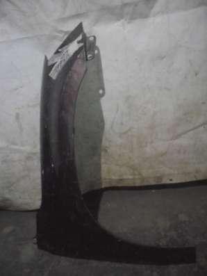 Переднее крыло от Шкода Йети