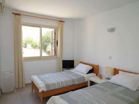 Четырехкомнатный Апартамент с видом на море в Пафосе-Кипра