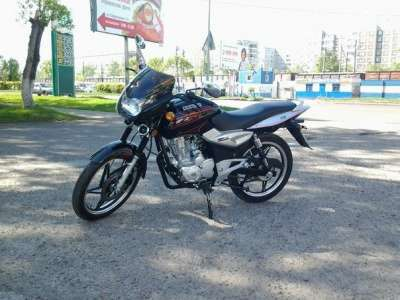 мотоцикл Kansas Сobra-crossfire-gpx
