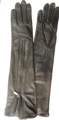 Кожаные перчатки оптом и в розницу в Владимире Фото 1