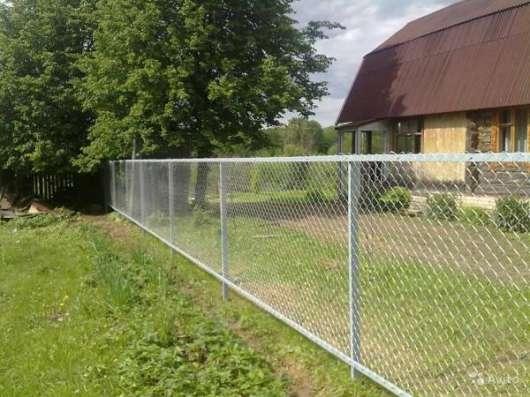 Установка ворот и заборов. в Ставрополе Фото 2