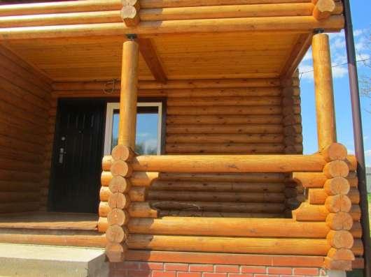 Дом на участке 15 соток д. Башкардово 89 км от МКАД