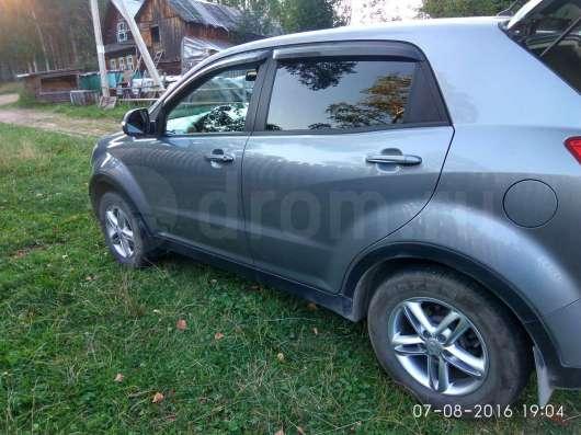 Продажа авто, SsangYong, Actyon, Механика с пробегом 30000 км, в Екатеринбурге Фото 1