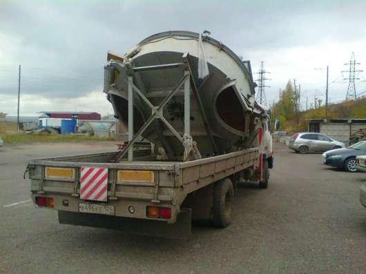 Водитель сличным грузовым борт+кран с кму в Красноярске Фото 5