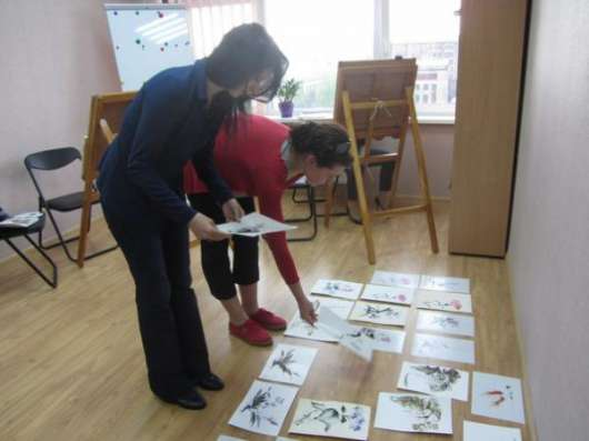 Уроки акварели, живописи маслом для взрослых