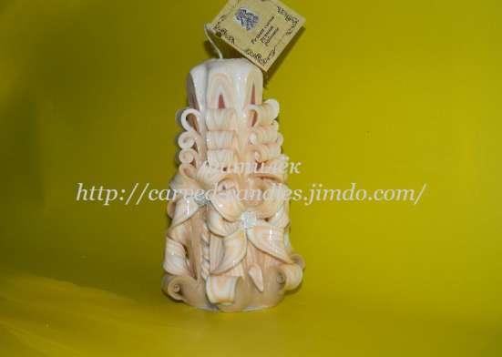 Резные свечи предлагаются в г. Малин Фото 1